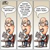 Today's cartoon: Broken promises